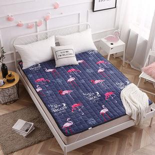 床垫软垫褥子宿舍家用加棉床罩床套