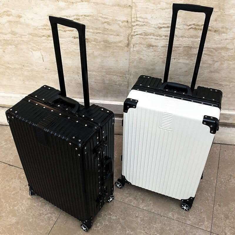 韩版行李箱女拉杆箱男学生旅行箱万向轮皮箱
