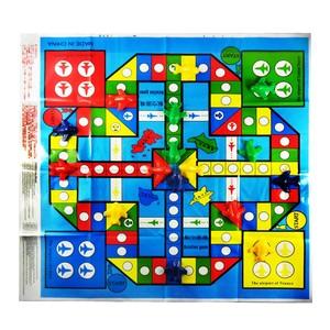 Giáo dục sớm nhựa bay cờ vua mẫu giáo giải thưởng đồ chơi cờ vua trẻ em trí tuệ trò chơi quyền lực thuận tiện trò chơi bảng