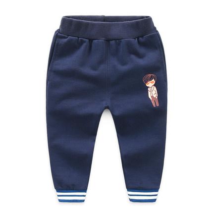 【秋季爆款】儿童运动裤秋装新款