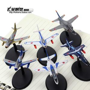Mô phỏng máy bay mô hình trang trí lắp ráp nhỏ T2 T4 F86 máy bay phản lực chiến đấu tĩnh tỷ lệ cảnh đồ chơi