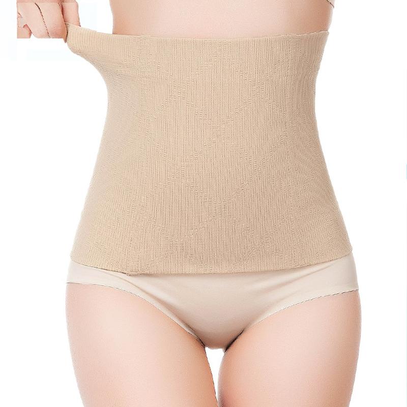 Mùa hè sau sinh bụng với bông gạc corset vành đai bà mẹ mổ lấy thai đặc biệt tháng tether strap với không có dấu vết