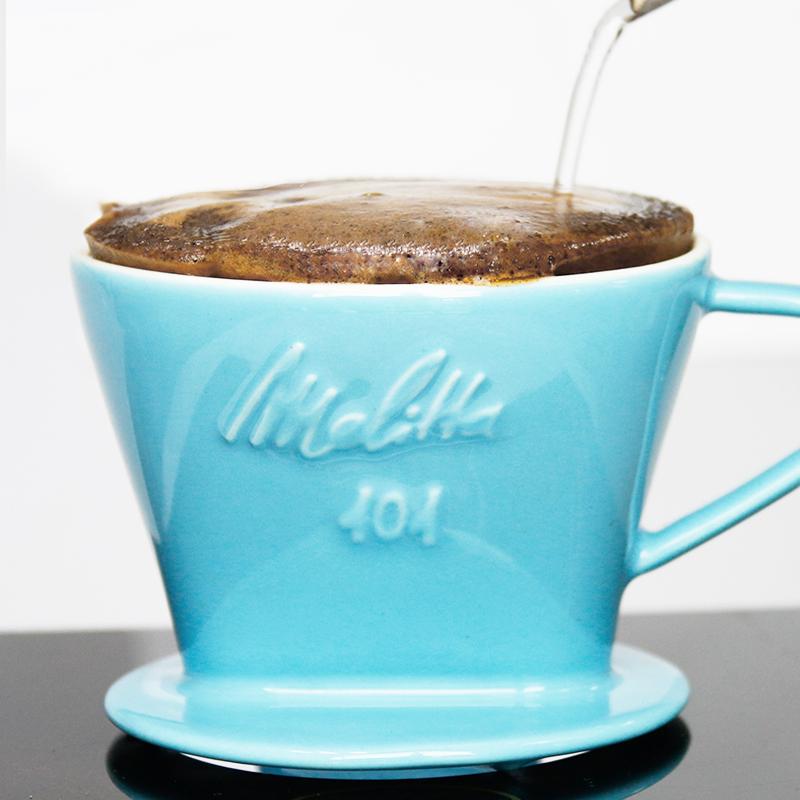 Mỹ lọc cà phê cup lọc cup gốm thiết bị lọc bong bóng loại nhỏ giọt cup với giấy lọc thắng nồi áp suất