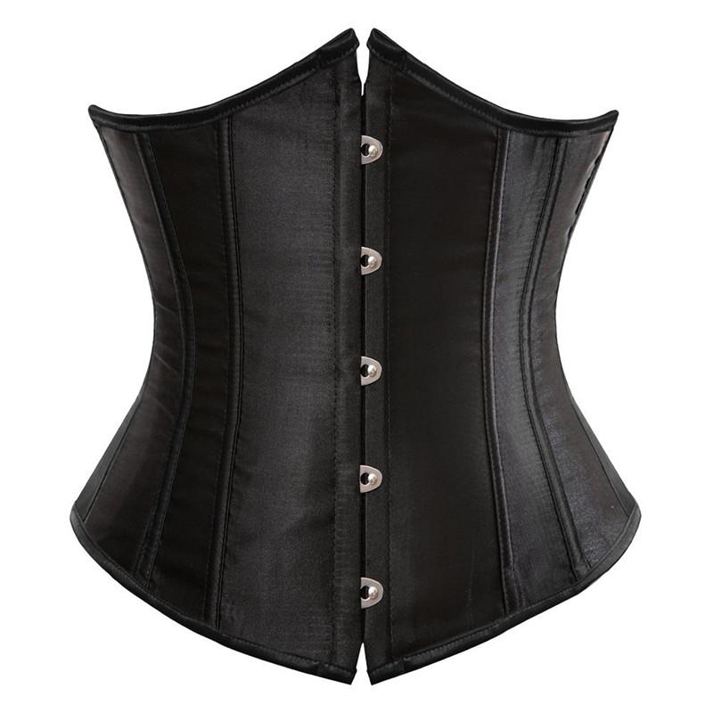 Châu âu và Hoa Kỳ tòa án áo nịt ngực eo giảm bụng màu mực xương eo đóng cửa vành đai bụng corset cơ thể cơ thể điêu khắc