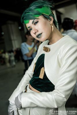 taobao agent ▋Ni clothing shop ▋Jojo's Bizarre Adventure Kishibe Rohan Figure version cosplay costume custom-made