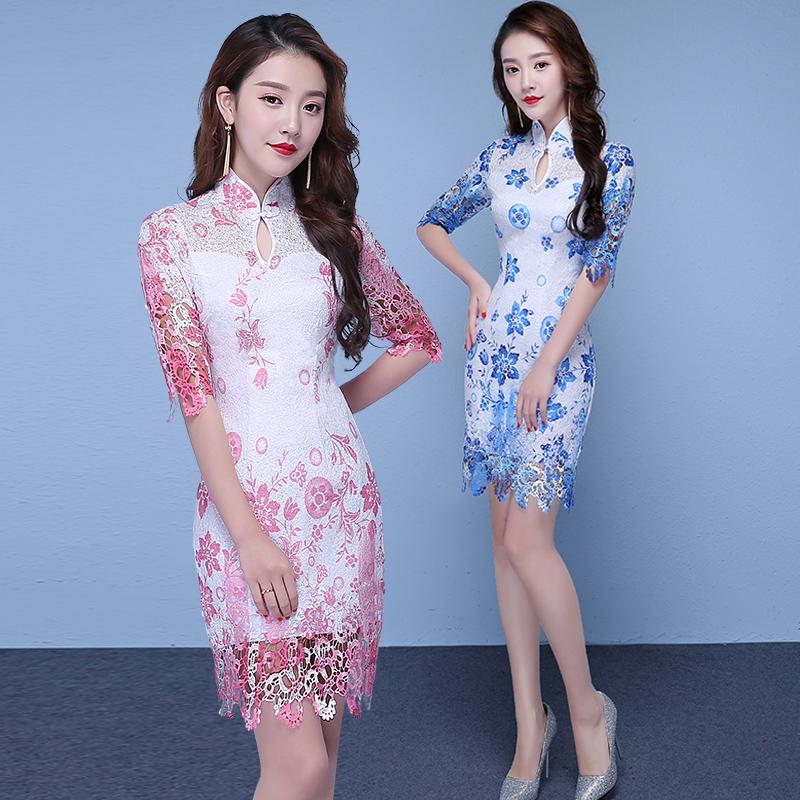 中国新娘礼服(十四) - 花雕美图苑 - 花雕美图苑