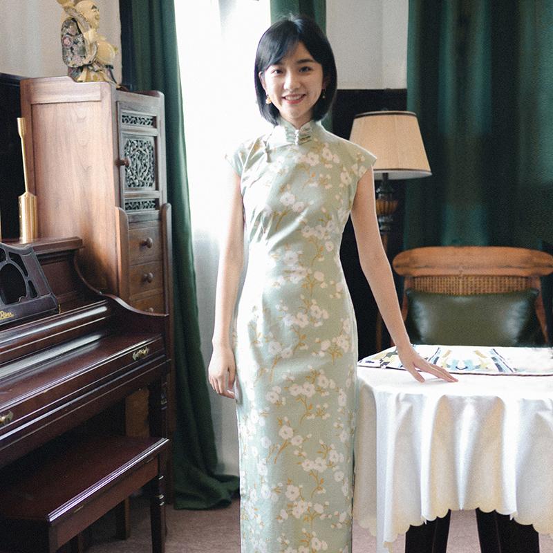 [好店推荐]淘宝改良旗袍店铺推荐,穿旗袍可以这么美