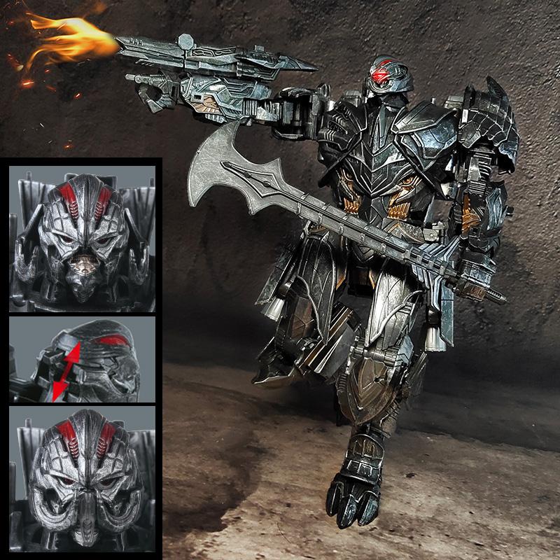 Wei sẽ biến đổi đồ chơi King Kong 5 hợp kim hồi tưởng máy bay sát thương chiến đấu Mega Zhen M-day robot mô hình chiến binh huyền thoại Wei - Gundam / Mech Model / Robot / Transformers