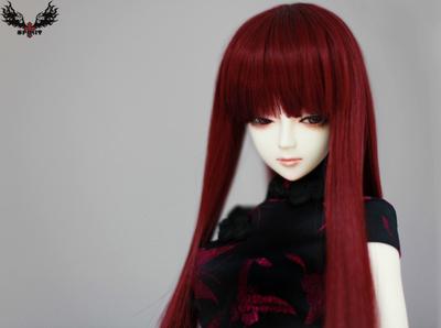 taobao agent [Ghost Qi Human Type] Spirit Eldest Girl-Narcissus (1/3BJD Doll)