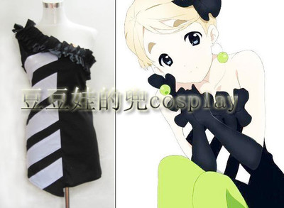taobao agent Cosplay anime light tone girl k-on Qin Blowing original cos costume special customization