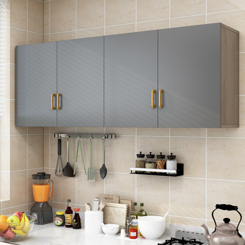 Kitchen hanging cabinet wall cabinet balcony storage cabinet