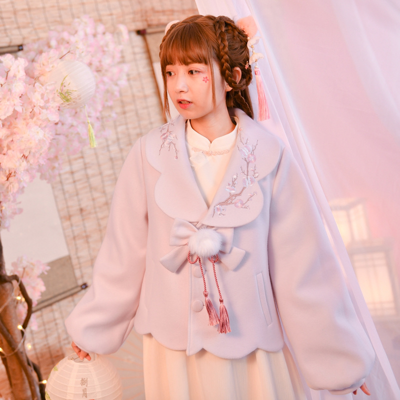 Top 10 áo khoác dạ thu đông phong cách Nhật Bản đẹp nhất 2018-2019