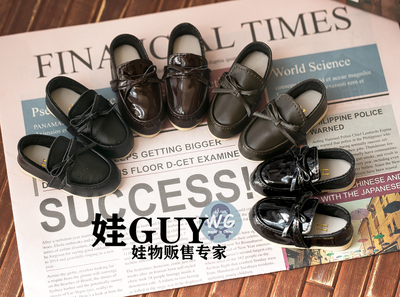 taobao agent Baby GUY bjd 6 points 4 points ob11 small cloth molly doll shoes sd10 13 dd 3 points mdd uniform student shoes