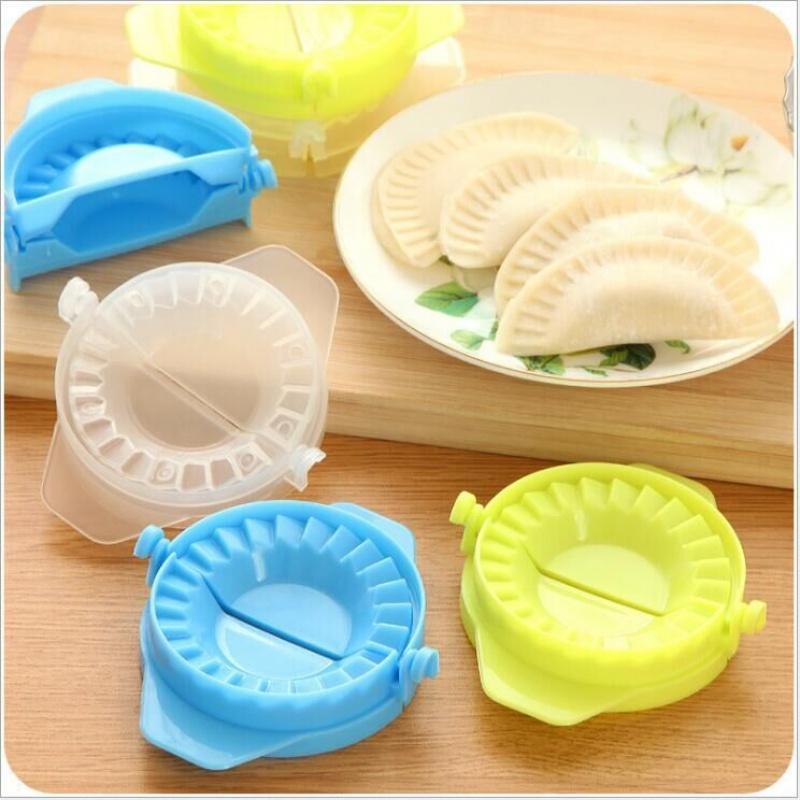家用包饺子神器包邮饺子皮机创意水饺模具简易饺子器机厨房小工16