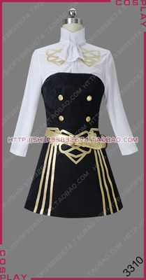 taobao agent 3310 cosplay costume Flame Emblem: Wind Flower Snow Moon New Arrival