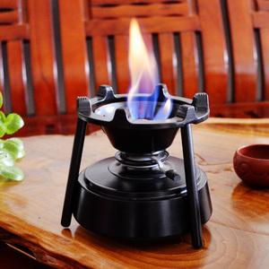 Bếp cồn lỏng ngoài trời di động cắm trại cắm trại dã ngoại hoang dã đặt bếp đun sôi ấm trà đun sôi trà - Bếp lò / bộ đồ ăn / đồ nướng dã ngoại