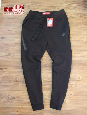 Centrar Útil Registrarse  Nike Sportswear Tech Fleece 男子休闲运动长裤805163-010-091-淘宝网