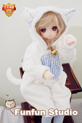 taobao agent A small amount of spot BJD clothes Puppet clothes Meow Chi Chi Cat 1/4 MSD Giant Baby RL MDD