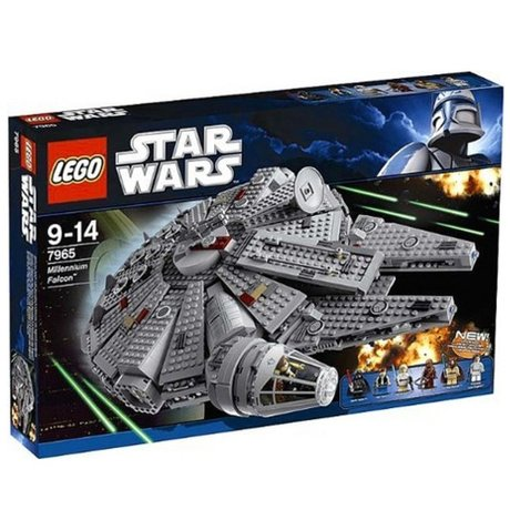 Аренда LEGO Star Wars Lego Star Wars Falcon Millennium Falcon 7965