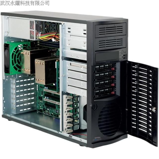 249 85] SuperMicro Ultra Micro SC733TQ Workstation Tower