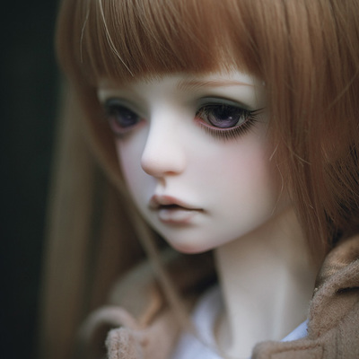 taobao agent 【Ghost】3 points girl-hibiscus (1/3BJD doll SD13 girl size)