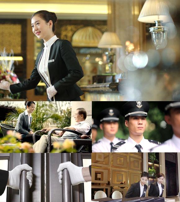 物业服务酒店物业关怀高端物业视