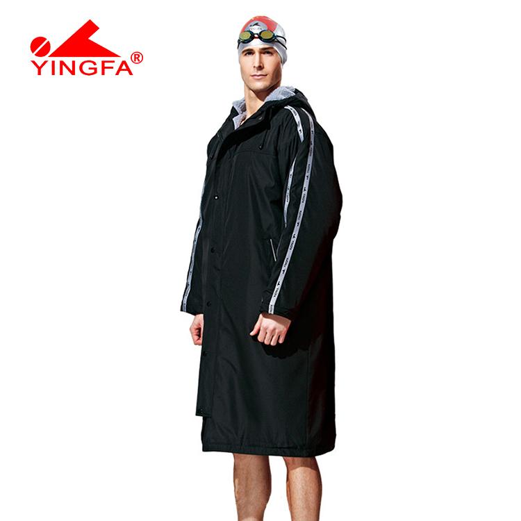 Anh tóc mới thể thao bông áo 023 dày cashmere cashmere bơi áo thể thao lạnh và nhanh chóng làm khô bông quần áo để giữ ấm.