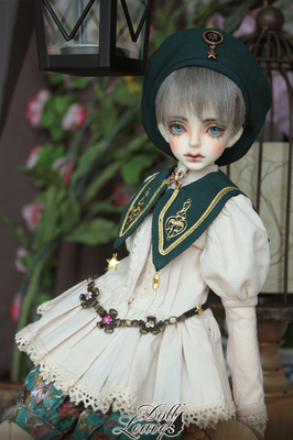 taobao agent bjd-DS male and female 1/4 Angus(sd doll similar genuine resin)DOLL-LEAVES four points