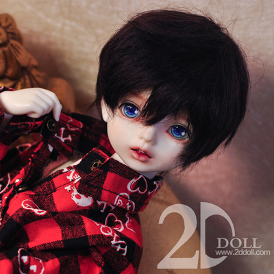 taobao agent bjd-2d male 1/4 female Sing(sd doll similar genuine)2ddoll spherical joint humanoid small cat