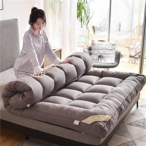 加厚可折叠榻榻米单双人床褥子
