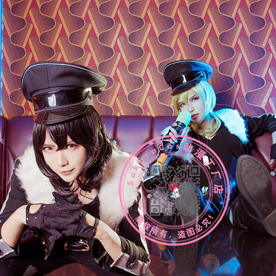 taobao agent Idol Fantasy Festival Ensemble Stars! UNDEAD full cos suit cosplay costume men and women