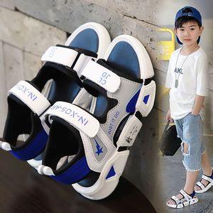 男童凉鞋2021新款中大童韩版夏季沙滩鞋儿童透气凉鞋男孩宝宝童鞋