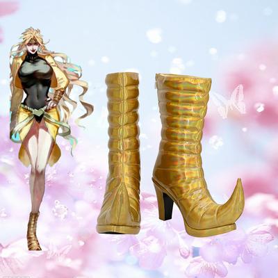 taobao agent 3245-4 JOJO's Bizarre Adventure Dio sex transfer Diona Dior COS shoes