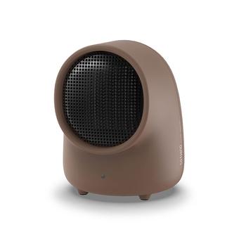 呆呆暖风机取暖器家用宿舍节能办公室桌面迷你电暖气小太阳小功率