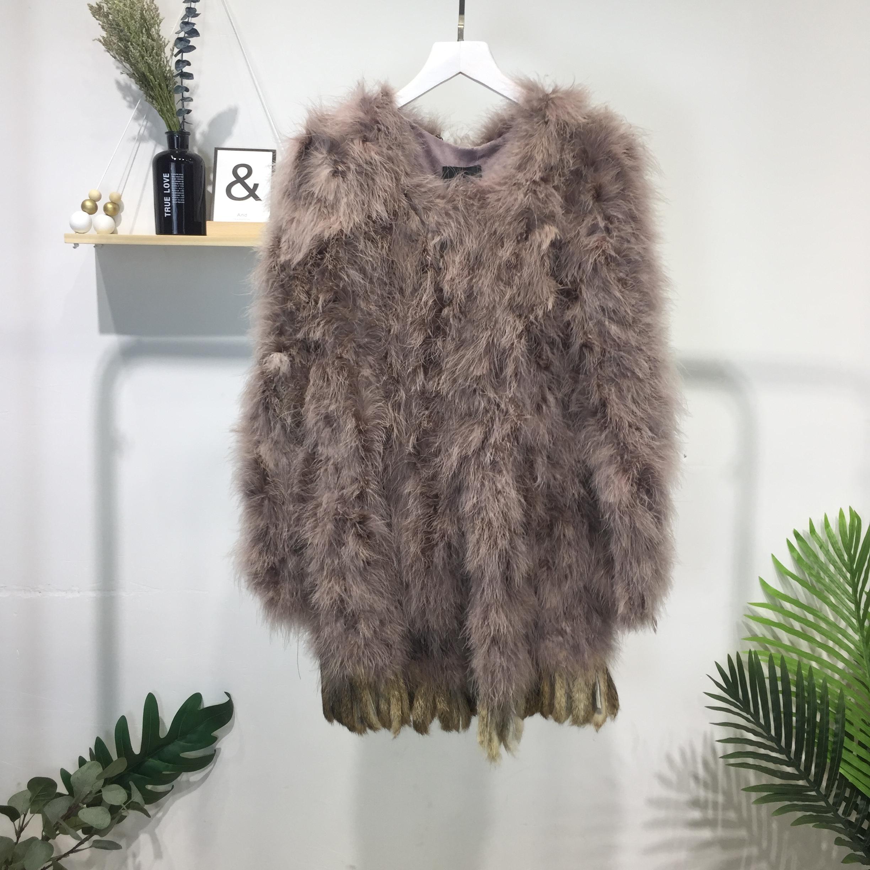 Quầy để rút tủ để giữ ấm gà tây lông thỏ lông dài đoạn lông 2018 thương hiệu của phụ nữ chính hãng giải phóng mặt bằng bán giảm giá