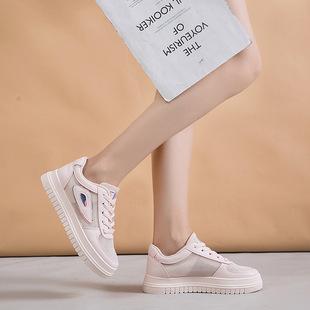 夏季新款女鞋爆款小白鞋女
