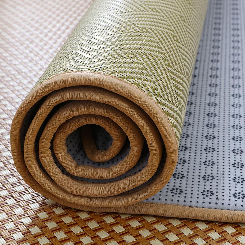 Mây mat mat thảm 1.8 m tatami mat mùa hè tầng mat phòng khách phòng ngủ cạnh giường chăn tùy chỉnh thực hiện