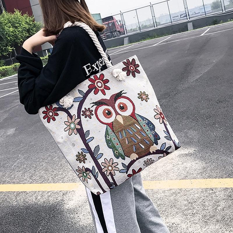 2019新款夏季包包女新款潮韩版百搭单肩斜跨包小猫手提女包