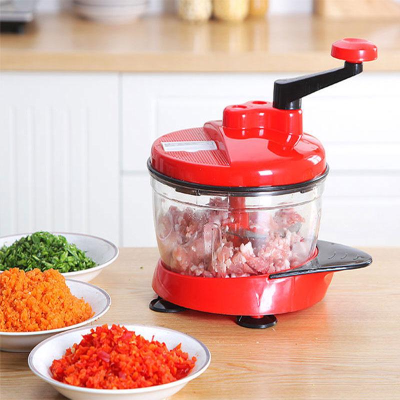 多功能绞肉机手动绞菜机搅肉料理机搅馅机器