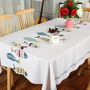 防水防烫防油免洗餐桌布