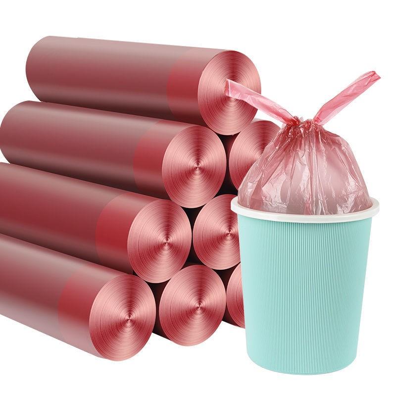 抽绳垃圾袋家用背心式垃圾袋点断厨房卫生间