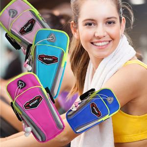 Thể thao điện thoại di động cánh tay túi tập thể dục chạy cánh tay đặc biệt túi người đàn ông và phụ nữ mô hình phổ túi xách điện thoại di động thiết bị cổ tay túi