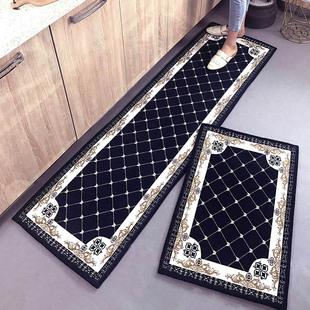 家用吸水长条厨房地垫防滑防油可机洗