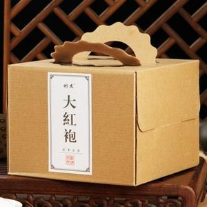 武夷山浓香大红袍茶叶500克