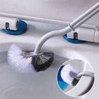 马桶刷清洁刷长柄马桶刷套装洁厕刷洗厕所刷子马桶刷子厕所刷清洗