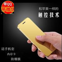Ulcool / Youleku V2 мини-мобильный телефон ультрамаленький ультратонкий карманный неумный нетелеком версия Карточный телефон