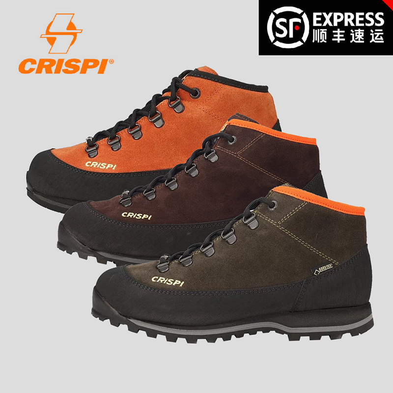 9d850daee3d 459.65] New CRISPI MONACO GTX Outdoor Waterproof and Wear-Resistant ...