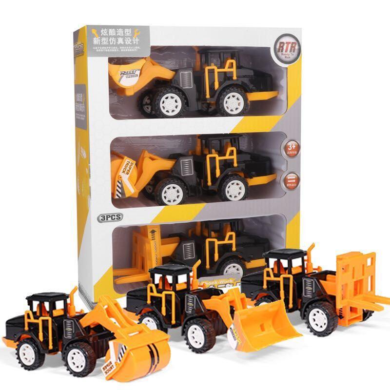 工程车玩具