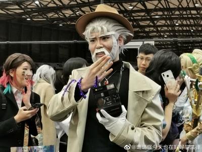 taobao agent ▋Ni clothing shop ▋Jojo's bizarre adventure Erqiao coat custom-made