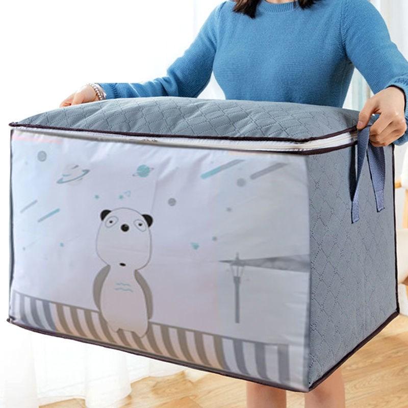衣服收纳袋整理袋棉被搬家行李打包衣物防潮储物装被子的袋子